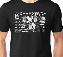 Rabid Giant Mutated Squirrels Bring Doom unto Humanity Unisex T-Shirt