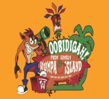 Welcome to Wumpa Island by sonicdude242