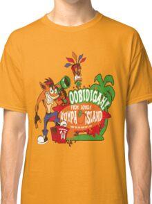 Welcome to Wumpa Island Classic T-Shirt