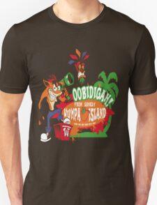 Welcome to Wumpa Island T-Shirt