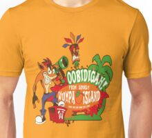Welcome to Wumpa Island Unisex T-Shirt