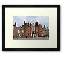 Hampton Court Palace Framed Print