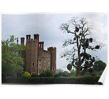 Hampton Court Poster