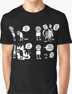 Why, Kitty? Graphic T-Shirt
