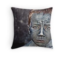 Delayed Drama Throw Pillow