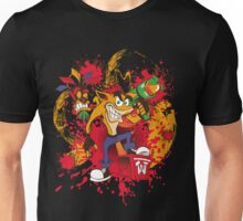 Bad-A Bandicoot Unisex T-Shirt