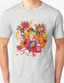 Bad-A Bandicoot Unisex T-Shirt