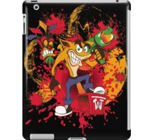 Bad-A Bandicoot iPad Case/Skin