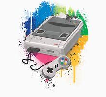 Gaming console splatter Unisex T-Shirt