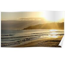 Byron Bay Main Beach Poster