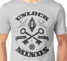 Unlock Minds Unisex T-Shirt