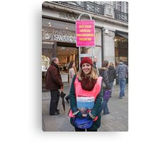 London to Brighton Veteran Car Run Official programme seller in Regent street london Metal Print