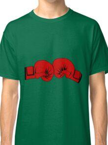 Boxing Gloves Classic T-Shirt