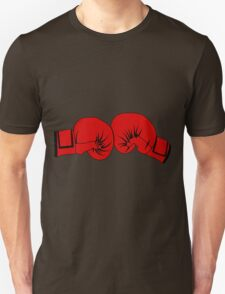 Boxing Gloves Unisex T-Shirt