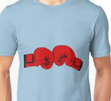 Boxing Gloves Unisex T-Shirt