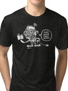 1337 H4xor Tri-blend T-Shirt