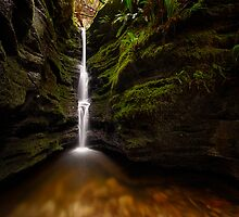 Secret Falls by Jim Lovell