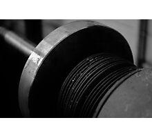 Resurfacing Machine Photographic Print