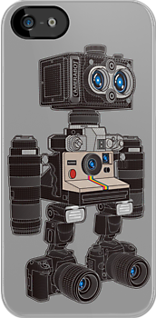 Camera Bot 6000 by zomboy
