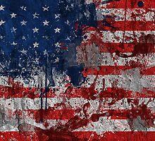 USA grunge by GrizzlyGaz