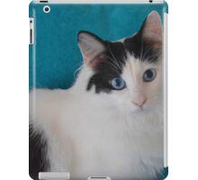 Wistful Kitty iPad Case/Skin