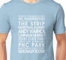 Pittsburgh City Roll Unisex T-Shirt