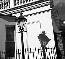 London Autumn Play by Julian Raphael Prante