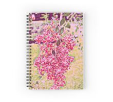 A bunch of flowers depicting a real natural beauty Spiral Notebook