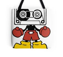 Mix-Tape Tote Bag