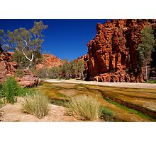 """""""Outback River"""" Photographic Print"""