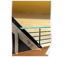 Surreal Mediterranean I Poster