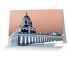 Surreal Greenwich II Greeting Card