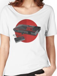 Game console Japan Women's Relaxed Fit T-Shirt