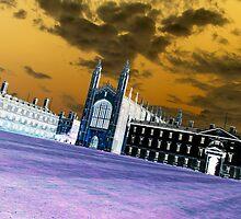 Surreal Cambridge by Julian Raphael Prante