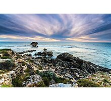 Point Peron Cliffs Photographic Print