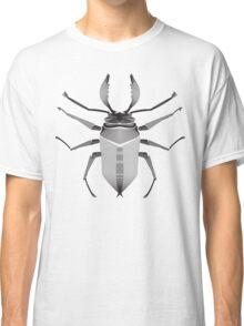 The Stag Beetle (Black) Classic T-Shirt
