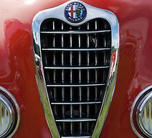 Alfa Romeo by Flo Smith