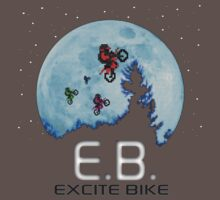E.B. Extraterrestrial.Bike? Kids Clothes
