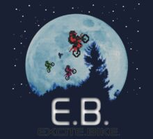 E.B. Extraterrestrial.Bike? One Piece - Long Sleeve