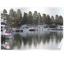 Port Fairy Estuary Poster