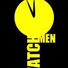 iPhone Case - Watchmen by fenjay