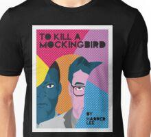 To Kill A Mockingbird PopArt Unisex T-Shirt