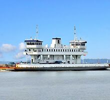 Jamestown Ferry by RickDavis