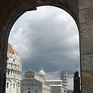 Gateway to Pisa by Kymbo