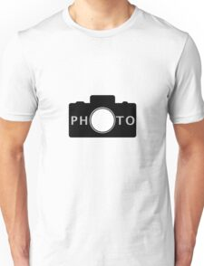 Photo camera T-Shirt