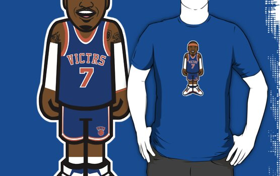"""VICT New York """"Keepin' It Melo"""" by Victorious"""