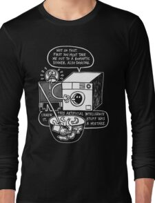 Rise of the Machine Long Sleeve T-Shirt