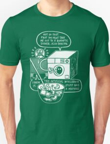 Rise of the Machine Unisex T-Shirt
