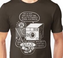 Rise of the Machine Unisex T-Shirt