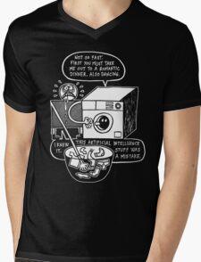 Rise of the Machine Mens V-Neck T-Shirt